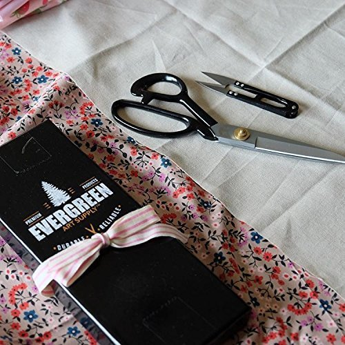 Sewing Scissors +Free Thread Snips - FitsByDesign