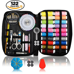 Kanggardo Sewing Kit Over 120 Premium Sewing Supplies - FitsByDesign