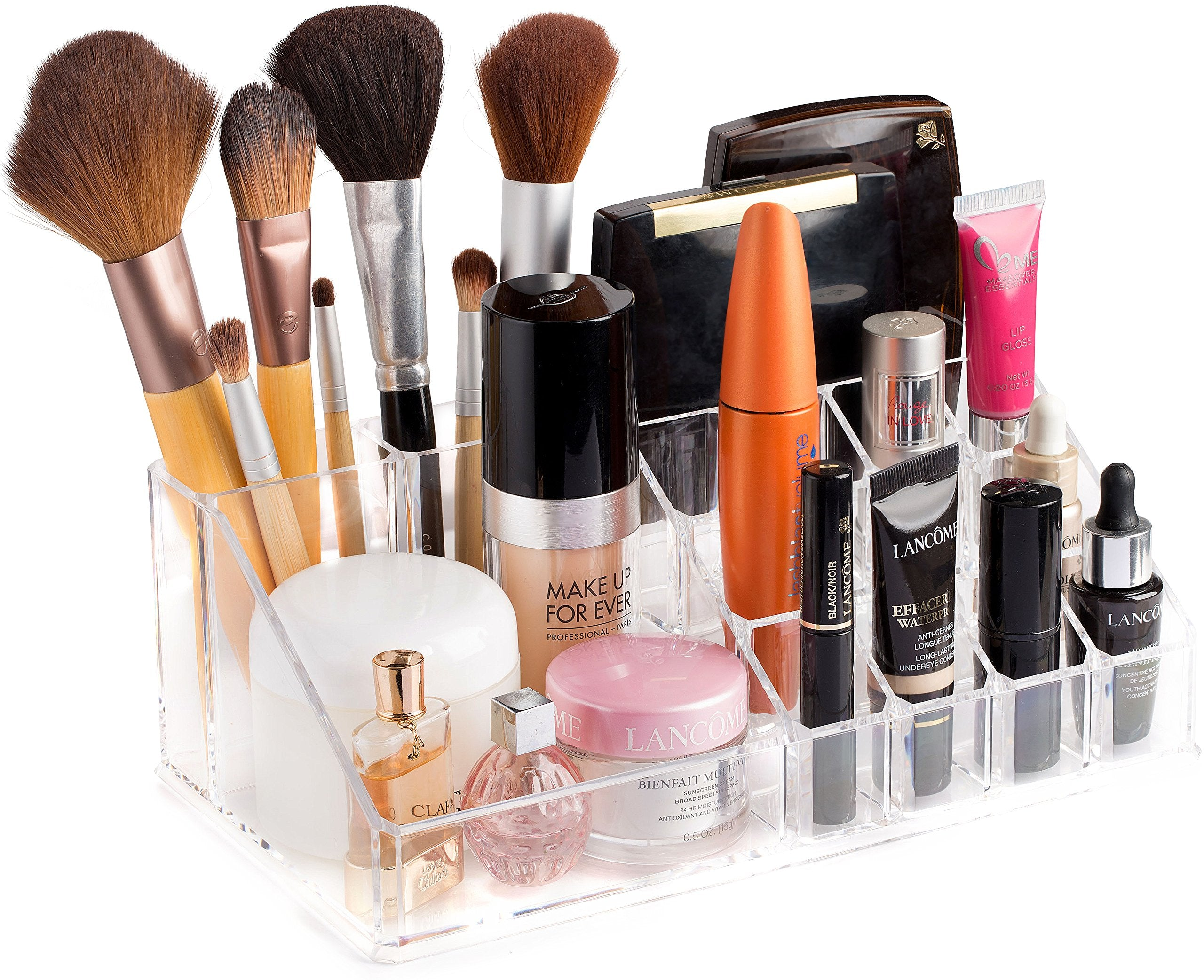 Clear Cosmetic Storage Organizer - FitsByDesign