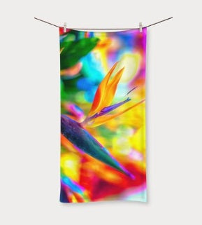 Delores Beach Towel - Catalina Island - FitsByDesign