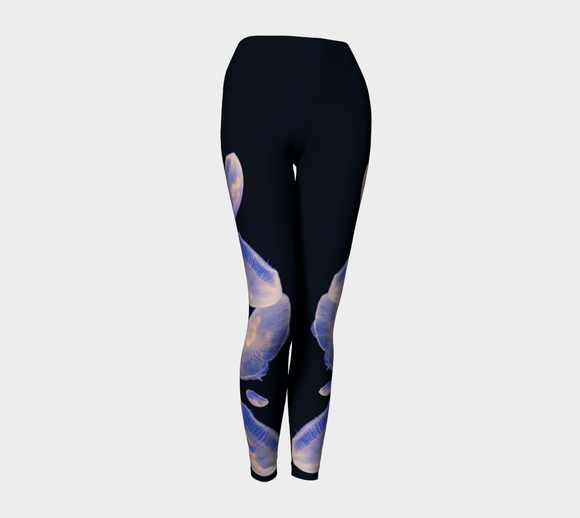 Jelly Legs Yoga Leggings (full length)