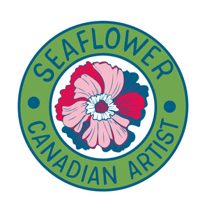 Seaflower Logo Design