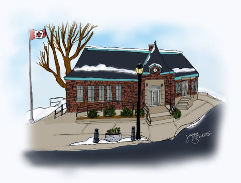 Louisbourg Post Office