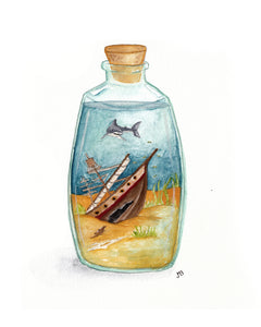 Bottled Wreck