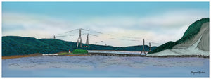 Canso Causeway Panoramic