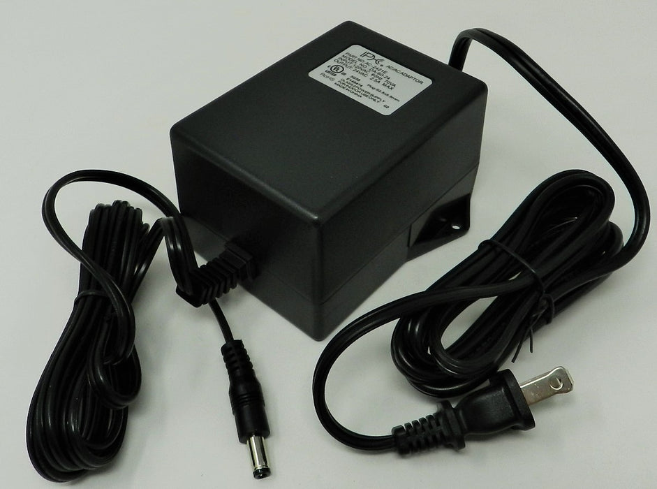 AC-AC Power Supply 24VAC @ 2500mA; 2.5 x 5.5mm; Part # AC-2421E