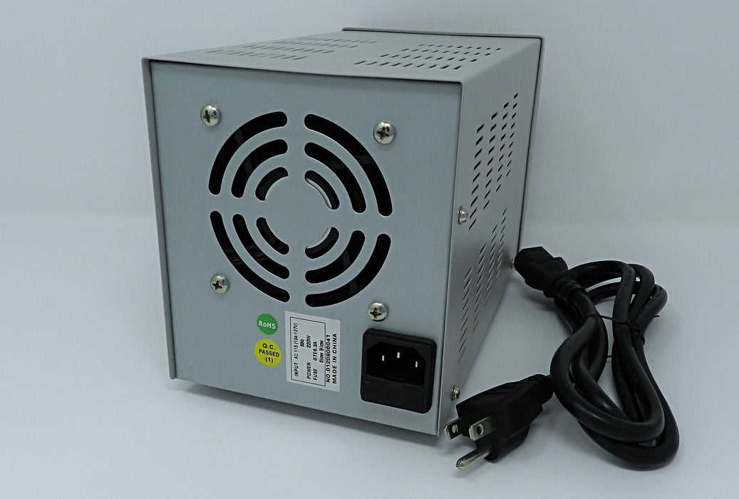 2~24VDC @ 7A DC Regulated Switching Power Supply; Part # APS-724K