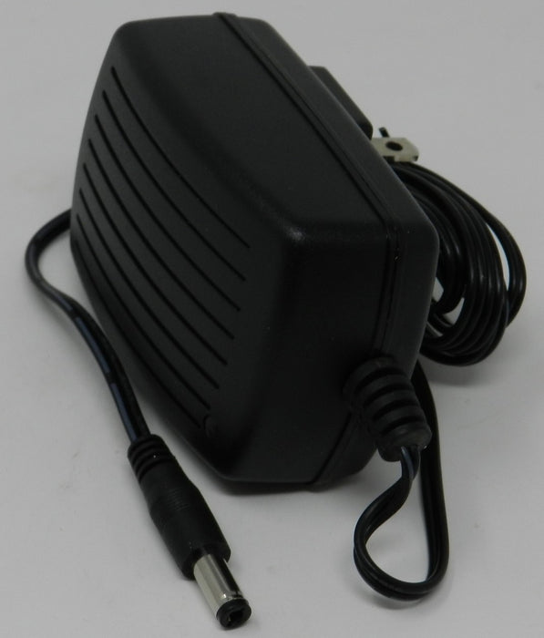 Floating-Smart Charger 12VDC @1200mA; 2.5 x 5.5mm (+) center polarity; Part # FC-1212B