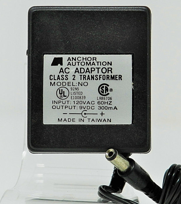 AC-DC Linear Power Supply 9VDC @ 300mA