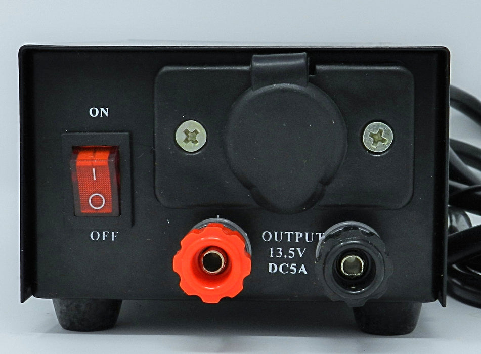 13.8VDC @ 5A DC Regulated Switching Power Supply; Part # RSP-512T