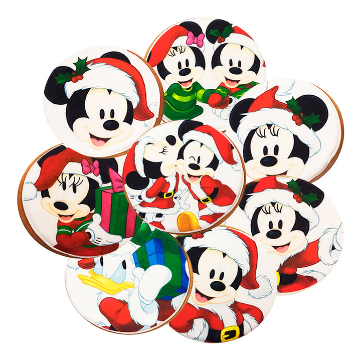 Colección Mickey Mouse Holiday  (24 pz)