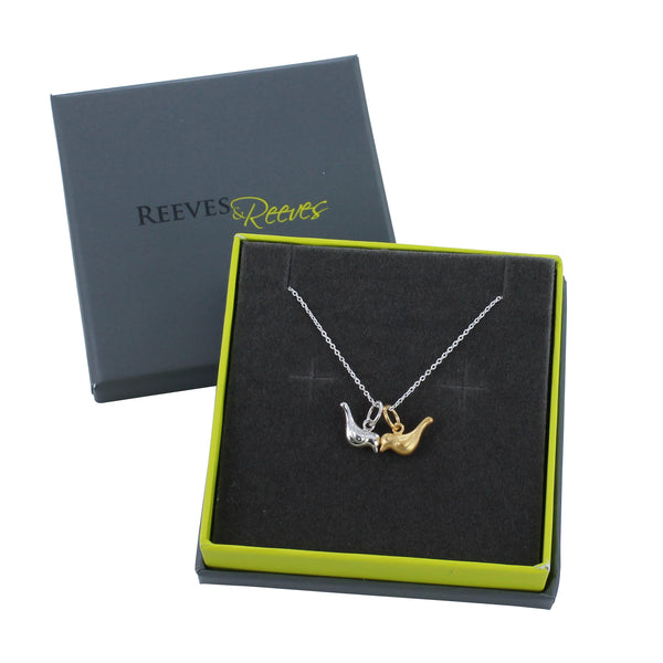 Tweet Bird Necklace