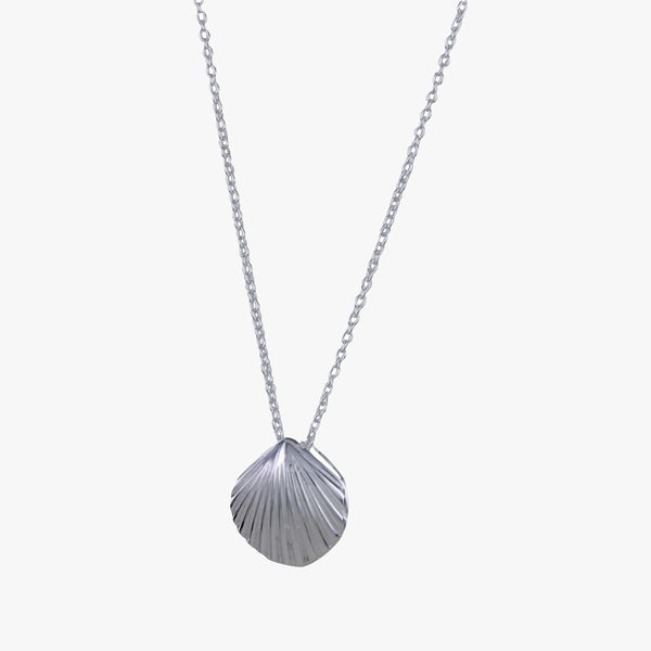 Shelley Silver Necklace