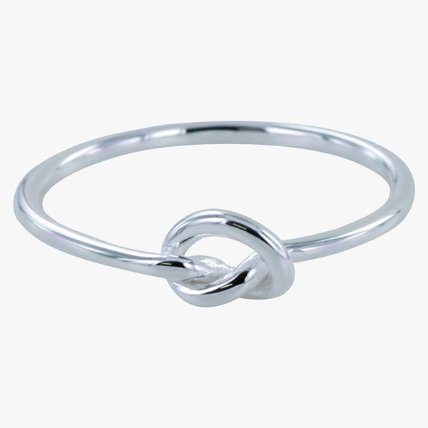 Knot In Love Ring