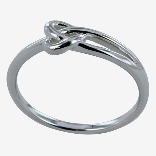 Lasso Knot Ring