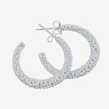 Champers Hoop Earrings