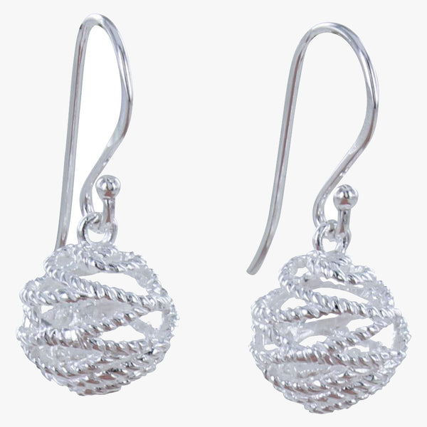 Bridport Rope Earrings
