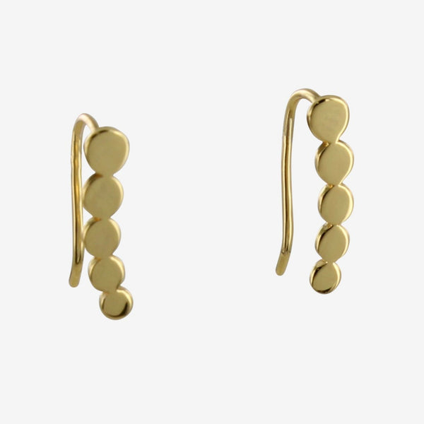 Dotty Hook Earring