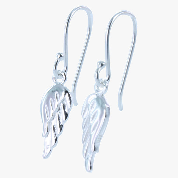Angel Wings Earrings - Large