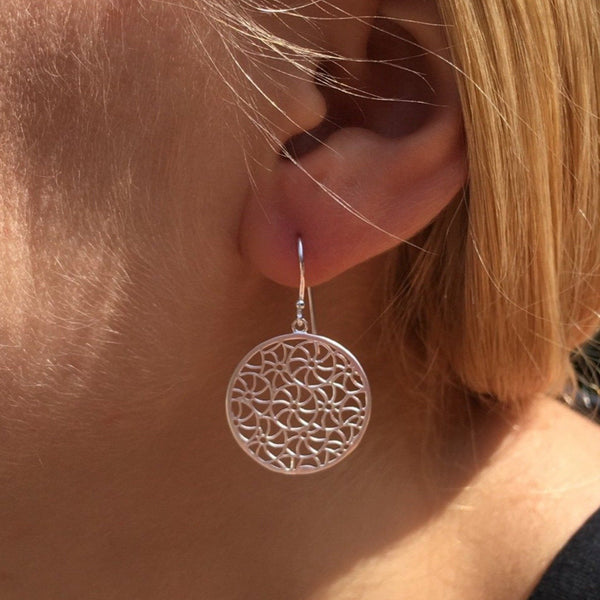 Broderie Earrings