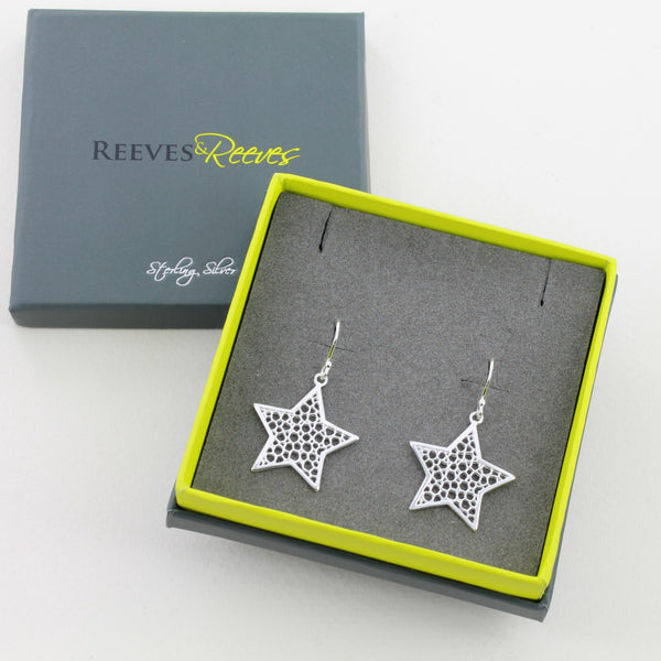Aero Star Earrings
