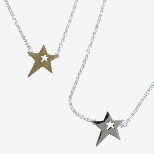 Seren Star Necklace