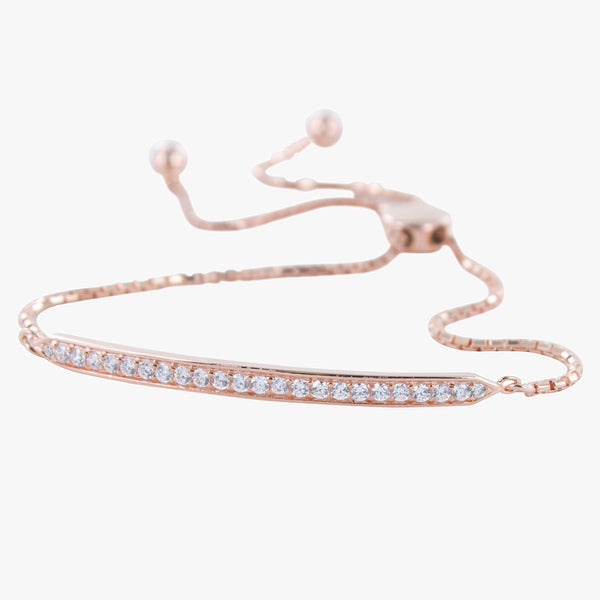 Pavé Flash Slider Bracelet