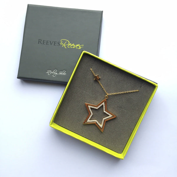 Estrella Duo Necklace