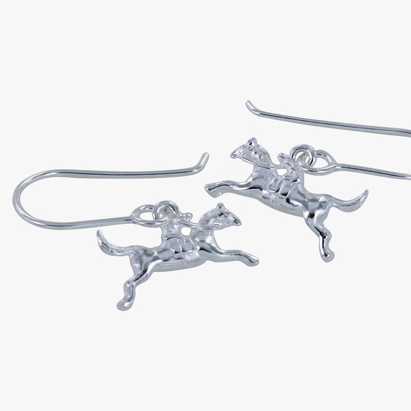 Racing Horse Earring