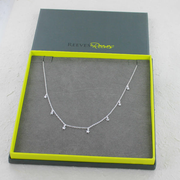 Starry Short Necklace