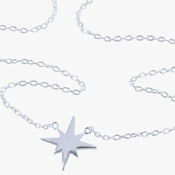 Follow that Star Necklace