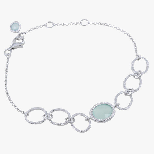 Golightly Sterling Silver Bracelet