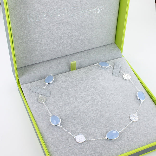 Candy 5 Stone Necklace