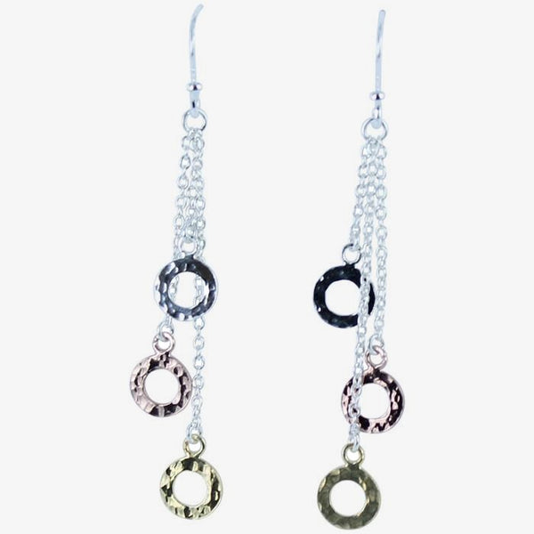 Magic Number Rings Earrings