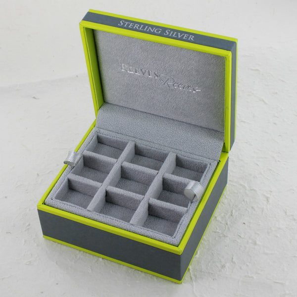 Reeves and Reeves Jewellery Travel Box