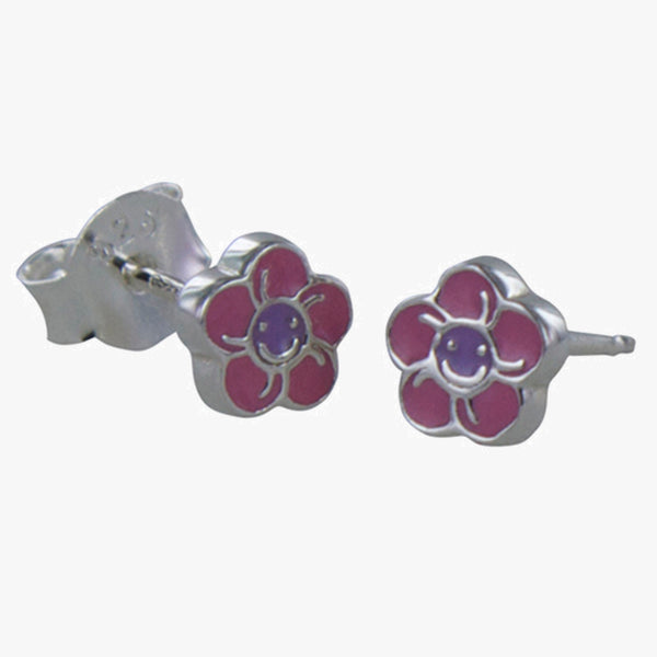 Flower Children Stud Earrings