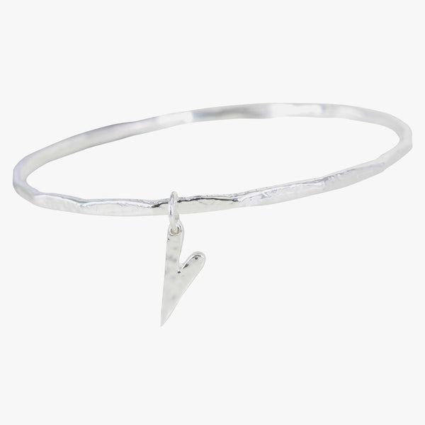 Queen of Hearts Bangle