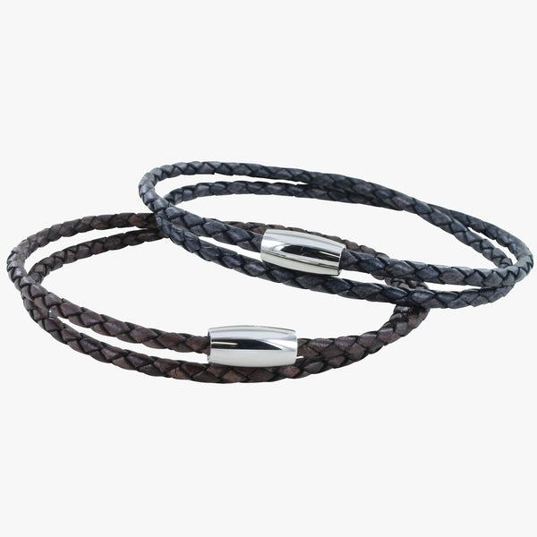 Ranger Fine Leather Bracelet