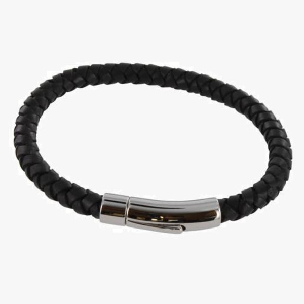 Trigger Happy Leather Bracelet