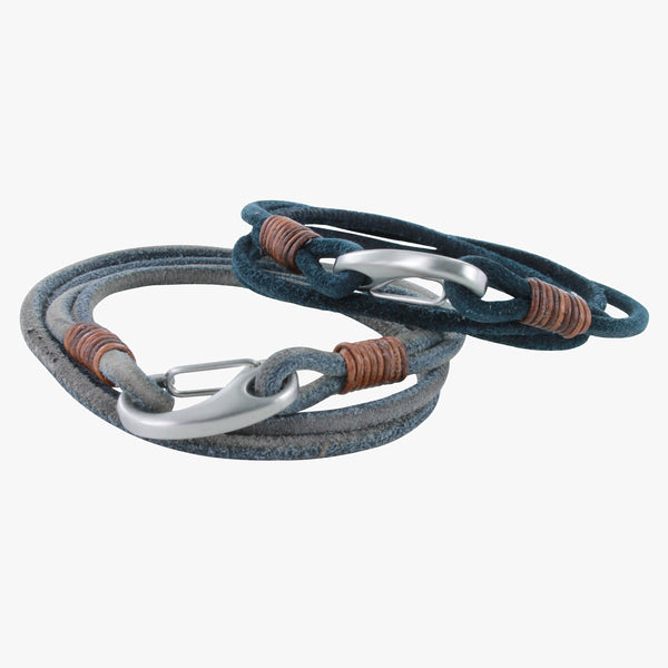 Cowboy Suede Leather Bracelet