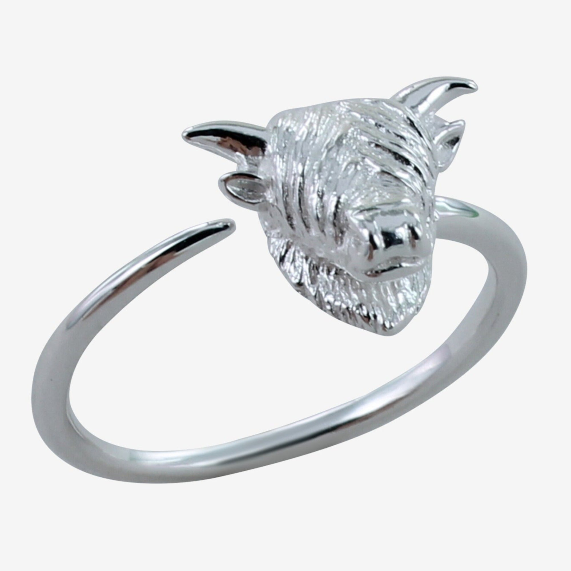 Highland Cow Ring
