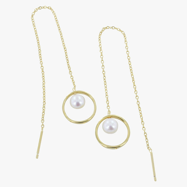 Joy Pearl Earrings