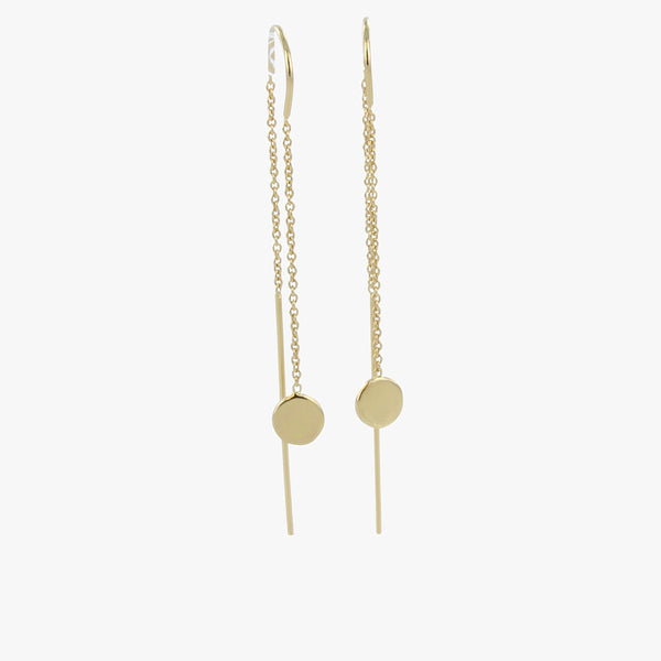 Finesse Falling Dot Earrings