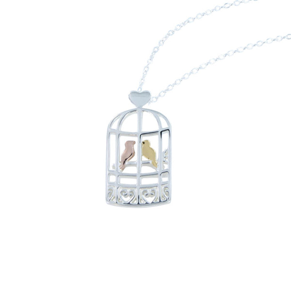 Tweety Pie Necklace