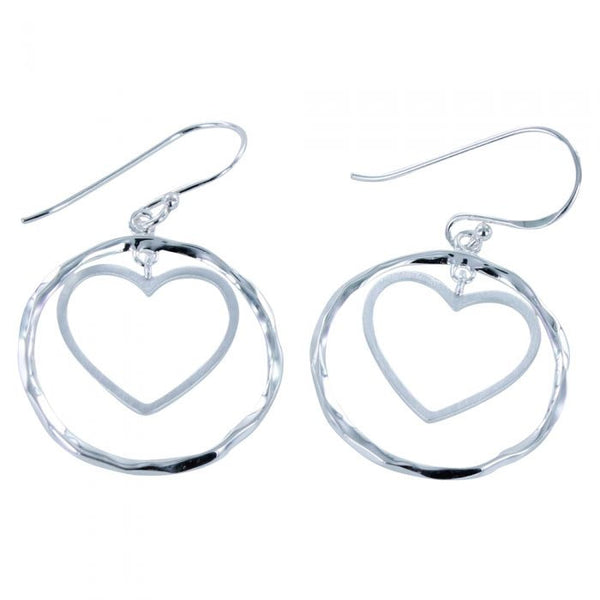 Ring-O-Heart Earrings