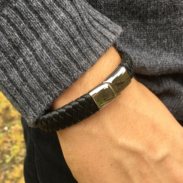 Bond Leather Bracelet