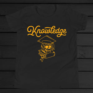Knowledge Is Power Collection - YOUTH T-Shirt