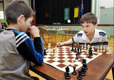 That kid Tyler from your neice's chess tournament who thought he had a righteous mission from God to destroy Suzie's rook.