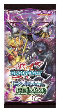 Future Card Buddyfight: Evolution and Mutation Booster Pack