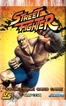 Street Fighter Trading Card Game Booster Pack